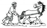 Помощник по хозяйству, присмотр за домом (семья в деревню)