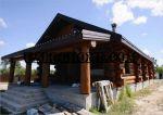 Строительство деревянных домов. Дикий сруб