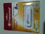 Продам флешку USB Transcend 8gb JetFlash370