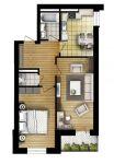 Продам затишну квартиру в новобудові