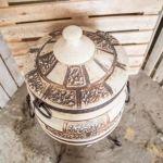 Тандыр Теплота (50 литров, 100 кг)