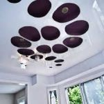 Натяжные потолки с эксклюзивными вырезами APPLY
