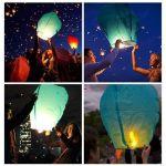 Небесные фонарики, Воздушные фонарики, китайские фонарики