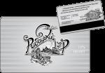 Пластикові картки зі штрих-кодом