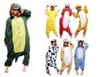 Пижамы кигуруми для детей и взрослых