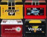 Аккумуляторы автомобильные с повышенными пусковыми токами.