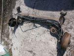 Задняя балка  Dacia Logan MCV б/у