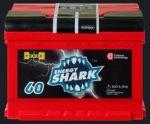 Аккумуляторы  Shark.  Стартерные аккумуляторы. ТМ Форсе.