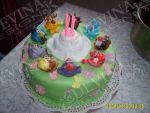 Тортики на дитяче свято