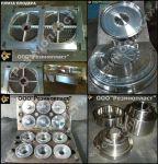 Виготовляємо великогабаритні деталі, Запчастини металеві до імпортного устаткування для заводів і фабрик, Прес-форми, Металообробка з ЧПУ