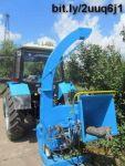 Деревоподрібнююча машина (навісна на трактор) РМ 160T. - фото 1