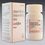 Sofosbuvir (Софосбувир) і Ledipasavir (Ледипасвир)