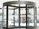 Автоматичні карусельні двері КББ