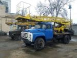 Аренда автовышки, автокрана, грузоперевозки в Киеве и област