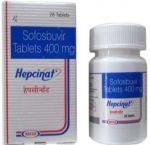 Препараты на основе  Sofosbuvir (Софосбувир)  от гепатита С.