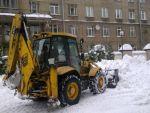 Уборка и вывоз снега в Киеве 531 88 75 Вывоз снега. Уборка снега.