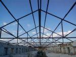 Продам металоконструкцію ферми і куточок.