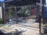 Распашные ворота (кованные и решетчатые) от 1500 грн./м2