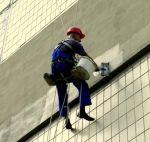 Работа альпинистов. Промышленный альпинизм.