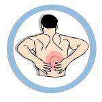 Вплив Розсіяного Склерозу на спину (поставу).