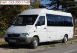 Пасажирські перевезення Mersedes, Volkswagen, замовлення автобусів на весілля
