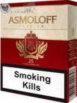 """Продам оптом сигареты """"Asmoloff""""."""