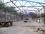 Монтаж металоконструкцій Луцьк. Будівництво зерносховищ