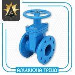 Засувки чавунні. Засувка чавунна ДУ 50 – 500 мм