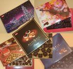 Молдавские конфеты Букурия