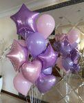 Гелієві кульки у Новояворівську з доставкою та самовивіз