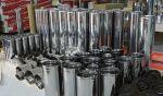 Дымоходы из нержавеющей стали от производителя, Днепр - фото 0
