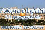 работа за границей в Израиле