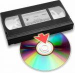 Перезапис відеокасет на DVD
