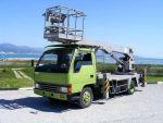 Послуги автовишки в Одесі висотою від 14 до 28 метрів.