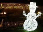 Послуги з новорічного оформлення, прикраса приміщень світлодіодними гірляндами