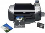Продам фото принтер Epson Stylus Photo R320 c СНПЧ