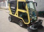 Предоставленіe послуг підмітально-прибиральної машини в Запоріжжі