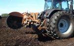 Видобуток болотного сапропелю без розтину
