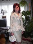 Дизайн кожаной одежды и дубленок