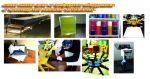 Ручне устаткування для шовкографії від компанії Ukrstaninvest