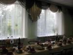 Поминальні обіди за спеціальним меню. Зали від 10 до 200 осіб.