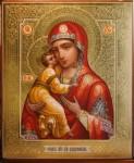 Ікона Владімірская.Продаем ікони писані, виготовлення ікон на замовлення