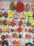 Искусственные цветы оптом.