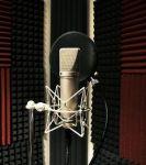 Изготовление аудиороликов и запись аудиорекламы.