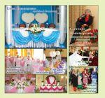 Тамада на весілля, Прикраса (оформлення) весільного залу в м. Суми та Сумської обл.