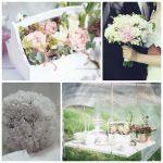 Флорист. Весільний букет нареченої.