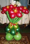 Квіти з повітряних куль в Миколаєві