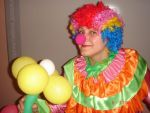 Клоуни на проведення дитячих свят Київ.