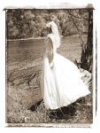 Trash the Dress-післявесільних оригінальна фотосесія.