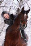 Чари під новий рік! Подарункові сертифікати на кінні прогулянки та уроки. Оренда коней!